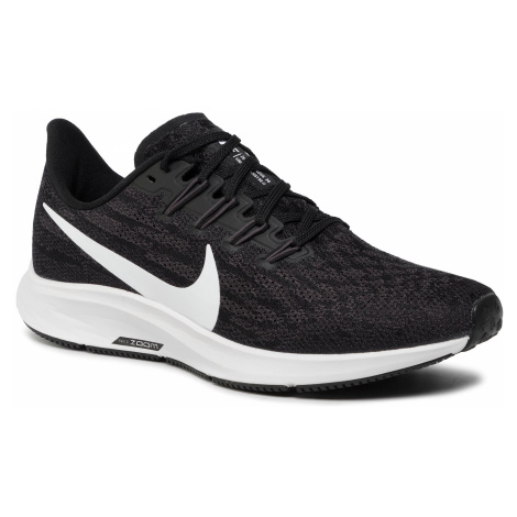 Buty NIKE - Air Zoom Pegasus 36 AQ2203 002 Black/White/Thunder Grey
