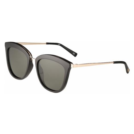 LE SPECS Okulary przeciwsłoneczne 'Caliente' złoty / czarny