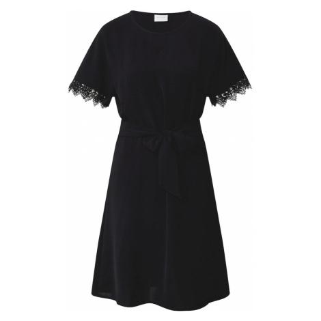 VILA Sukienka 'Virasha' czarny