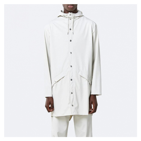Płaszcz Rains Long Jacket 1202 OFF WHITE