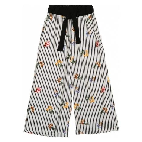 NAME IT Spodnie 'NLFFONGA' żółty / czerwony / czarny / biały