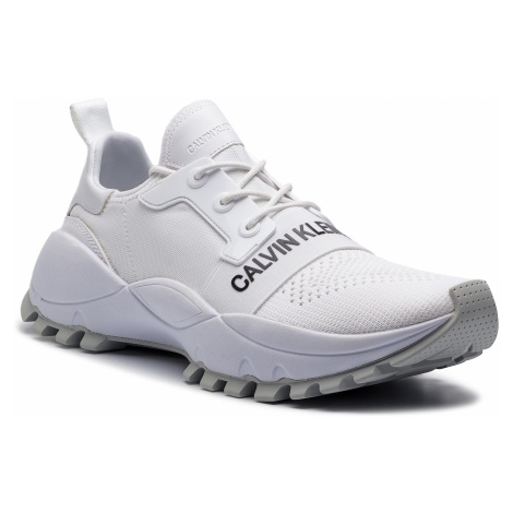Sneakersy CALVIN KLEIN JEANS - Timmy S0588 Bright White