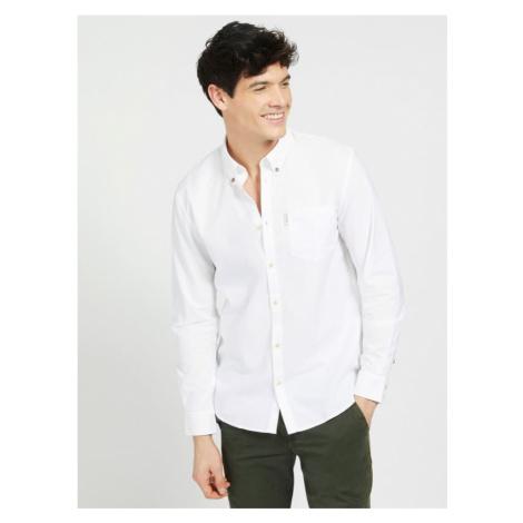 Koszula Z Bawełny Typu Oxford Guess