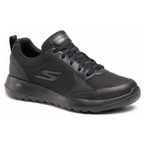 Sneakersy SKECHERS - Go Walk Max 216166/BBK Black