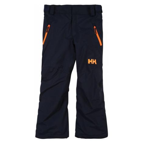 HELLY HANSEN Spodnie outdoor 'LEGENDARY' granatowy / pomarańczowy