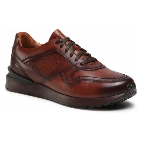 Sneakersy GINO ROSSI - MB-GRAFTON-03 Brown