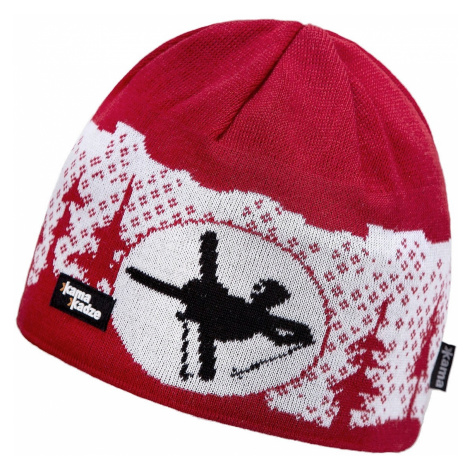 czapka Kama KW02 - Red