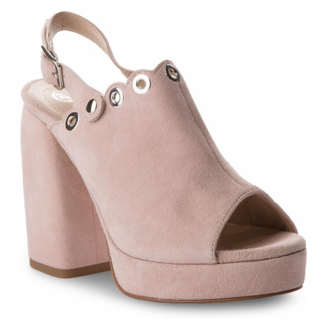 Sandały SOLO FEMME - 69804-01-H18/000-07-00 Jasny Róż