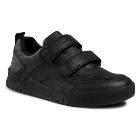 Geox Sneakersy J Perth B. C J947RC 05443 C9999 D Czarny