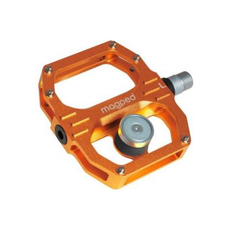 Pedały magnetyczne Magped Sport2 Pomarańczowy 200N