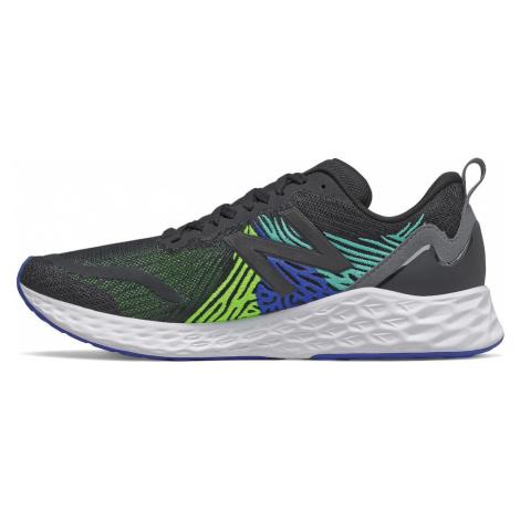 New balance Buty do biegania 'Fresh Foam Tempo' czarny / zielony / niebieski