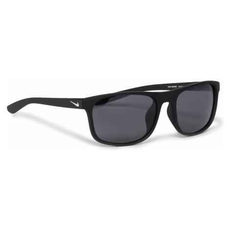 Okulary przeciwsłoneczne NIKE - Endure CW4652 010 Black/Dark Grey