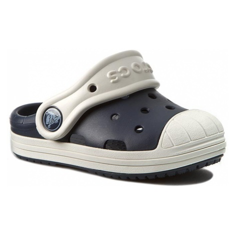 Klapki CROCS - Bump It Clog K 202282 Navy/Oyster