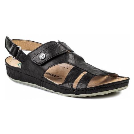 Sandały DR. BRINKMANN - 710633 Schwarz 1