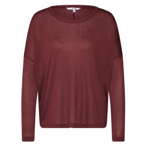 Mbym Koszulka oversize czerwony
