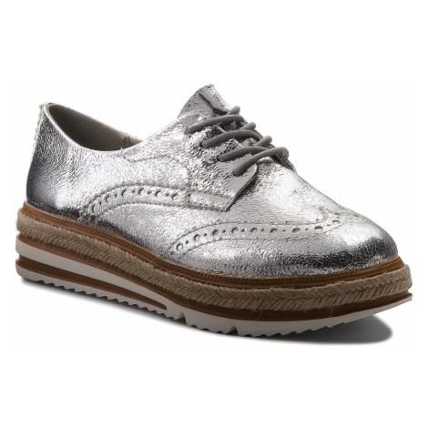 Oxfordy TAMARIS - 1-23709-20 Silver Crack 944