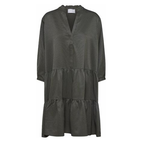 Neo Noir Sukienka 'Fame' ciemnozielony