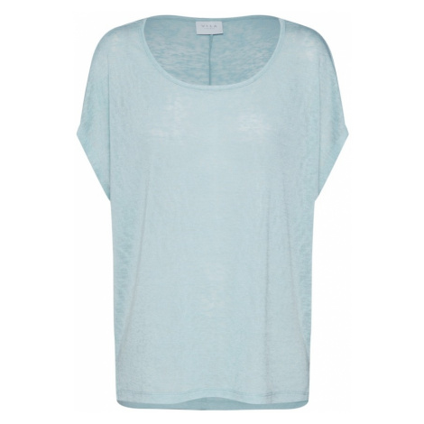VILA Koszulka 'Visumi' niebieski