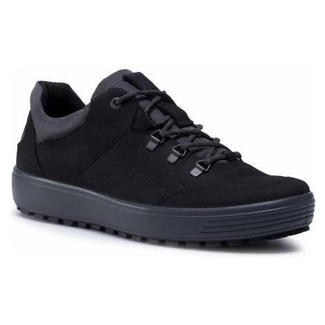 Półbuty ECCO - Soft 7 Tred M Low Gtx GORE-TEX 45035451052 Black/Black