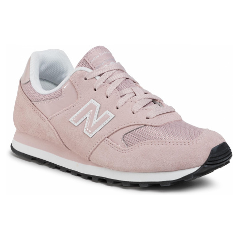 Sneakersy NEW BALANCE - WL393SP1 Różowy