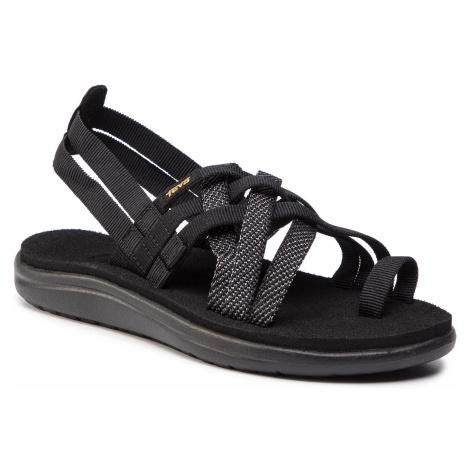 Sandały TEVA - Voya Strappy 1099271 Hera Black