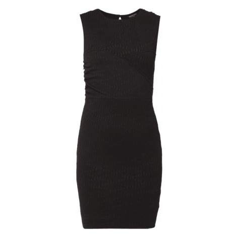 Sukienka w tkany wzór Review