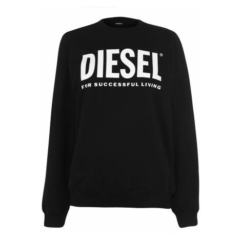 Bluza Diesel Logo Crew