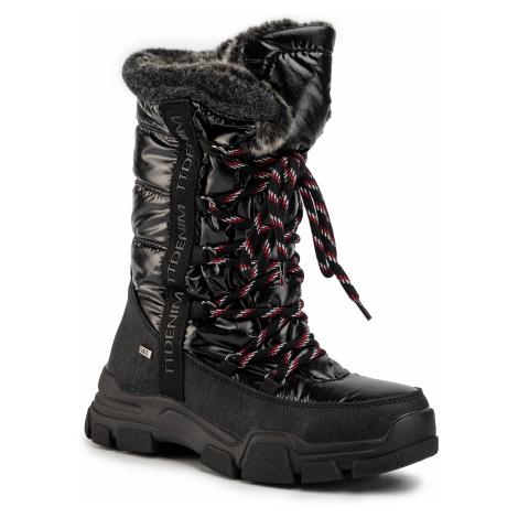 Śniegowce TOM TAILOR - 7995902 Black