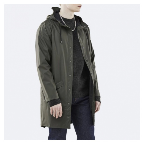 Kurtka Rains Long Jacket 1202 GREEN