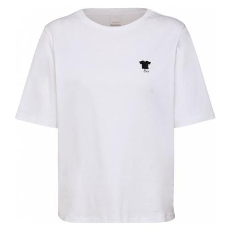 BOSS Koszulka 'Teicon' biały Hugo Boss