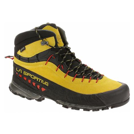 buty La Sportiva TX4 Mid GTX - Yellow