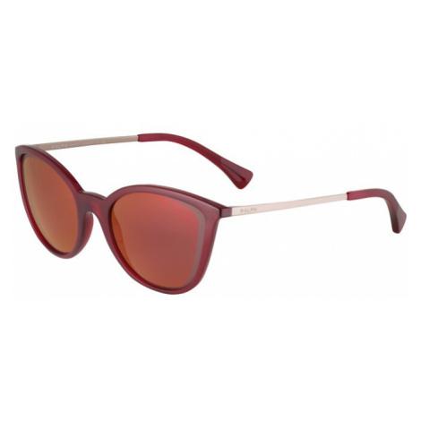 RALPH LAUREN Okulary przeciwsłoneczne '0RA5262' czerwony