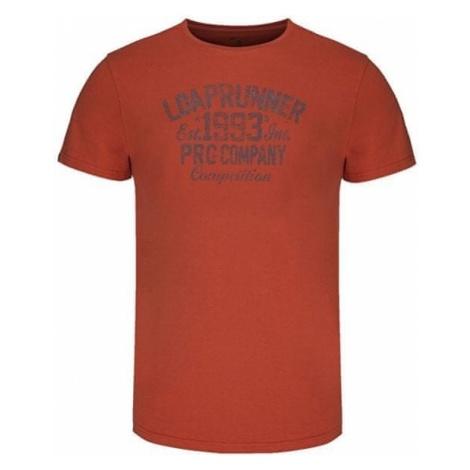 Loap T-shirt męski Azro Burn t Orche CLM1877-E13E