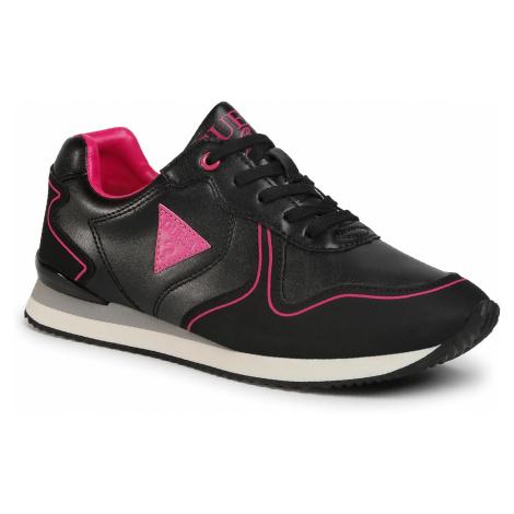 Sneakersy GUESS - Tessa FJ7TES ELE12 BLACK