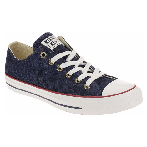 buty Converse Chuck Taylor All Star Denim OX - 161489/Dark Blue/Natural Ivory/White