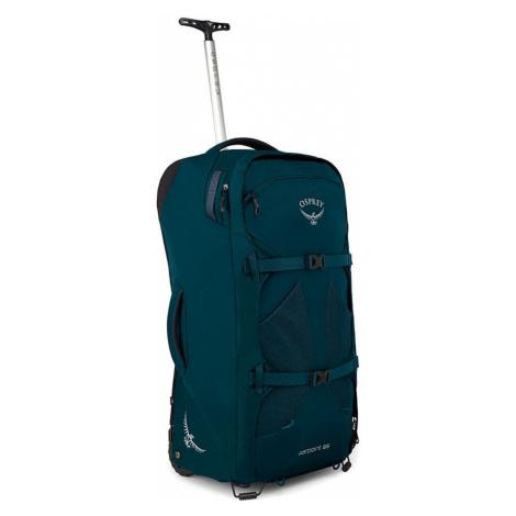 Niebieskie męskie torby podróżne