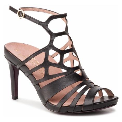 Sandały TAMARIS - 1-28317-22 Black Leather 003