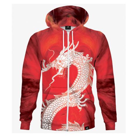 Dragon Year bluza z suwakiem