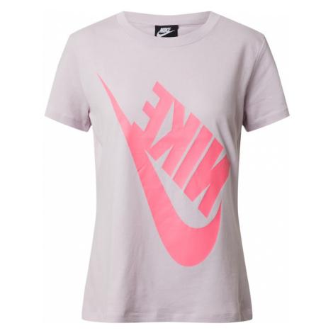 Nike Sportswear Koszulka różowy / liliowy