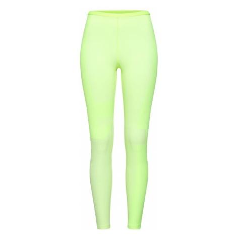 NIKE Spodnie sportowe 'Nike Run Tech Pack Knit' neonowo-żółty