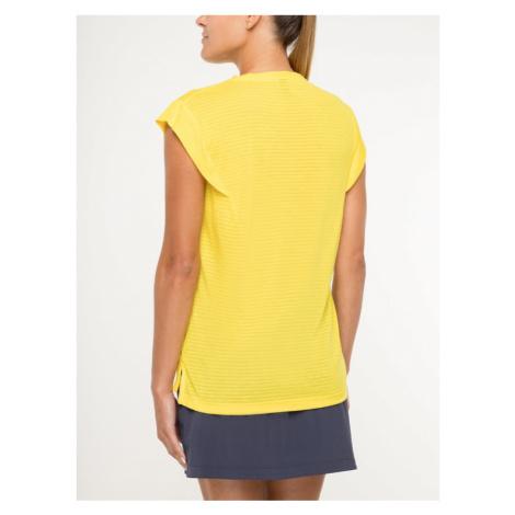 Helly Hansen T-Shirt Siren Spring 34085 Żółty Regular Fit