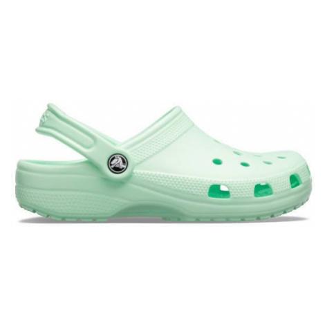 Klapki Crocs Classic Clog 10001 NEO MINT