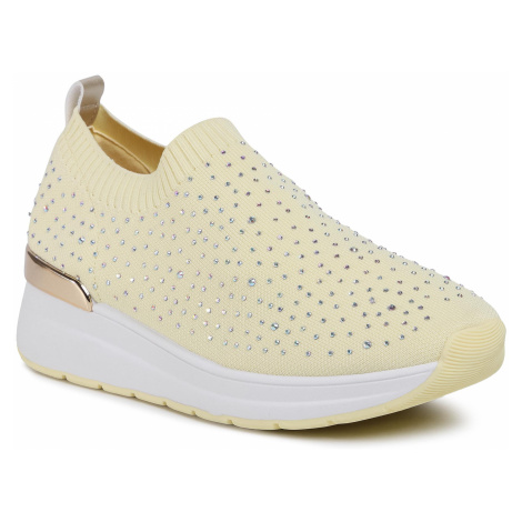 Sneakersy JENNY FAIRY - WS062-04 Yellow