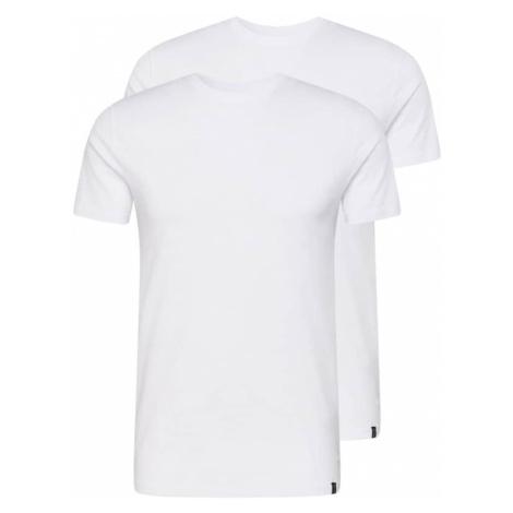 INDICODE JEANS Koszulka 'Aars' biały