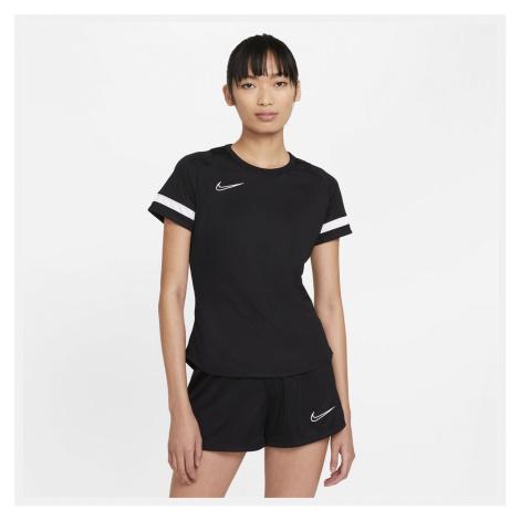 Nike Dri-FIT Academy Damski top do piłki nożnej z krótkim rękawem
