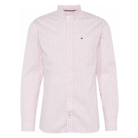 TOMMY HILFIGER Koszula różowy pudrowy / biały