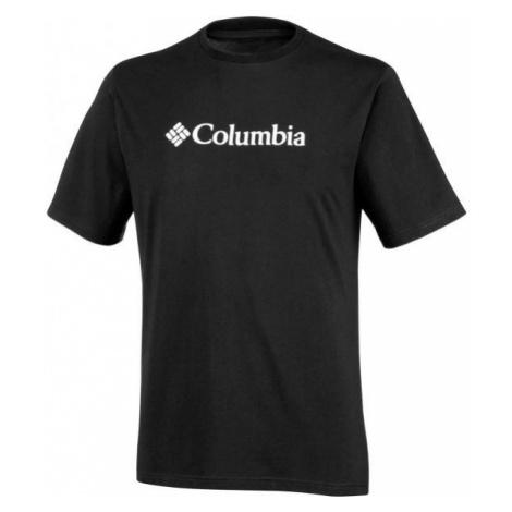 Columbia CSC BASIC LOGO TEE czarny XXL - Koszulka męska