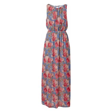 Mela London Sukienka mieszane kolory / niebieski