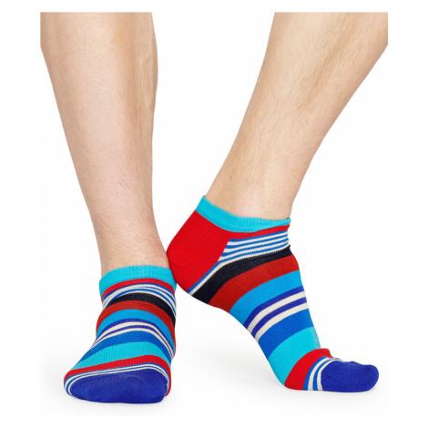 Happy Socks - Stopki Multi Stripe