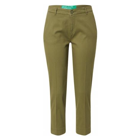 UNITED COLORS OF BENETTON Spodnie khaki